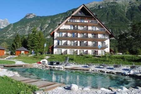 Dovolenka  - Slovinsko - Hotel Mangart Bovec