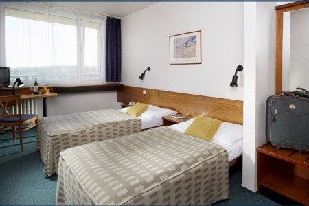 Dovolenka  - Česká republika - Hotel Fortuna West