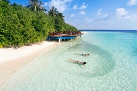 Dovolenka  - Maldivy - Embudu Village
