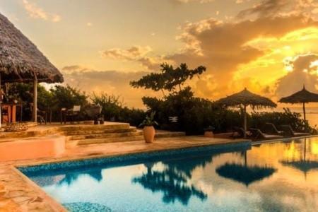 Dovolenka  - Zanzibar - Kasha Boutique Resort