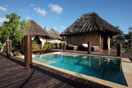 Dovolenka  - Zanzibar - Smiles Beach Hotel