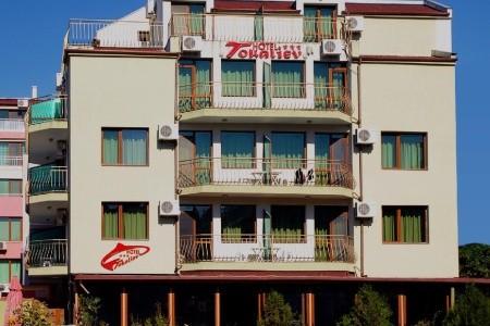 Dovolenka  - Bulharsko - Hotel Tokaliev