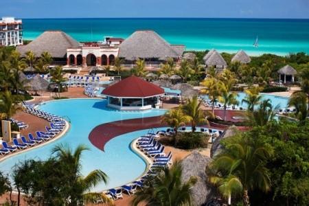 Dovolenka  - Kuba - Nh Capri, Memories Paraiso Beach Resort