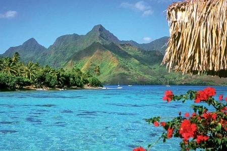 Dovolenka  - Francúzska Polynézia - Tahiti - Moorea - Bora Bora