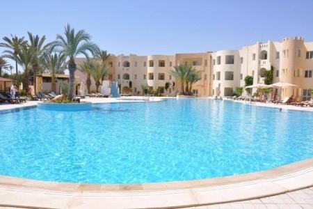 Dovolenka  - Tunisko - Green Palm Golf And Spa