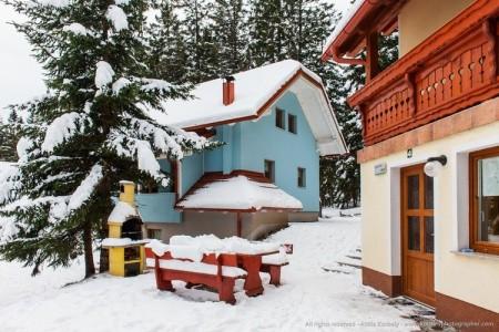 Dovolenka  - Slovinsko - Koče In Apartmaji  Veverica Rogla