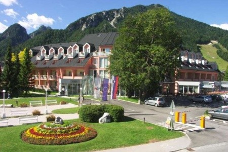 Dovolenka  - Slovinsko - Ramada Hotel & Suites Kranjska Gora