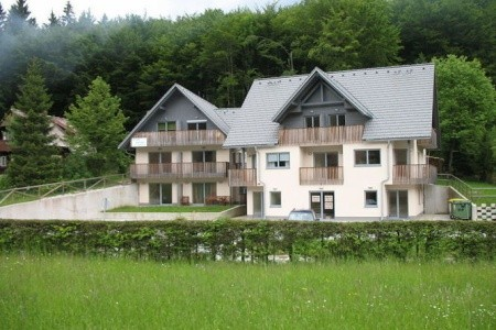 Dovolenka  - Slovinsko - Apartma Bohinjko