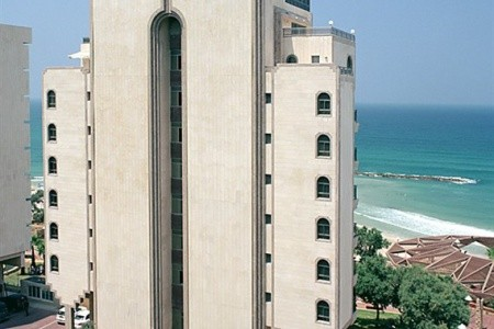 Dovolenka  - Izrael - Residence Beach Hotel