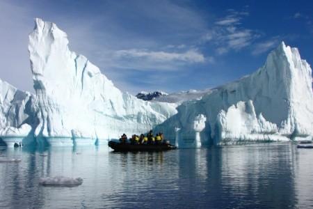 Dovolenka  - Antarktída - Dobrodružná Antarktida