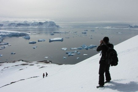 Dovolenka  - Antarktida Přes Noc – Ostrov King George