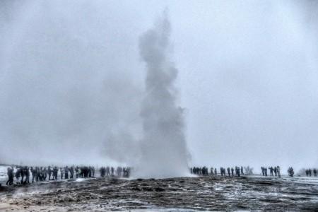 Dovolenka  - Island - Velikonoce na ISLANDU, termály, polární záře