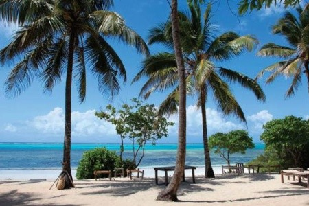 Dovolenka  - Zanzibar - Kichanga Lodge