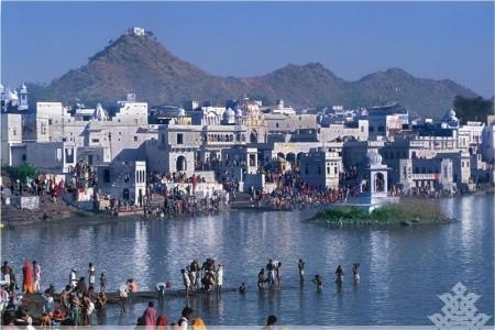 Dovolenka  - India - Barevný Rádžastán