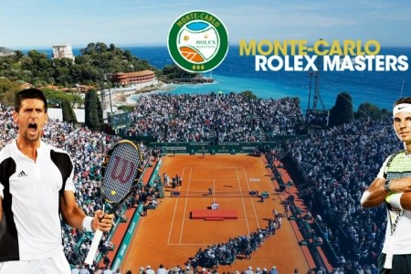 Dovolenka  - Monako - Monte Carlo Rolex Masters 2018 - Čtvrtfinále Bus