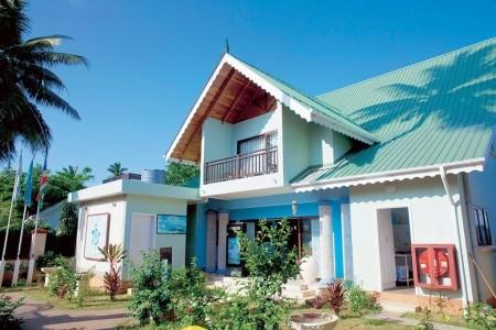 Dovolenka  - Seychely - Le Relax Beach House