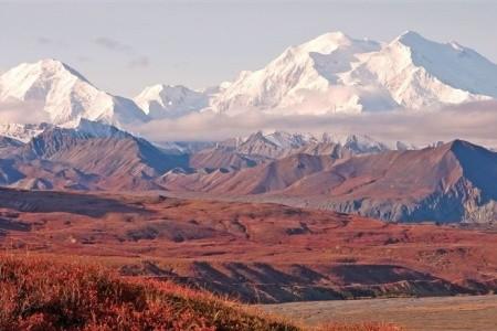 Dovolenka  - Kanada - Ze Seattlu do Anchorage
