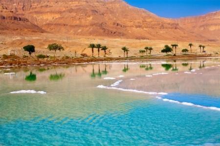 Dovolenka  - Izrael - Izrael a Jordánsko s koupáním u Mrtvého moře