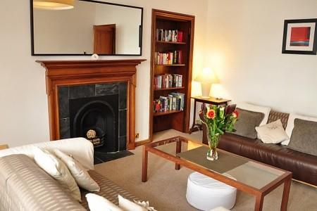 Dovolenka  - Argyll Mansions