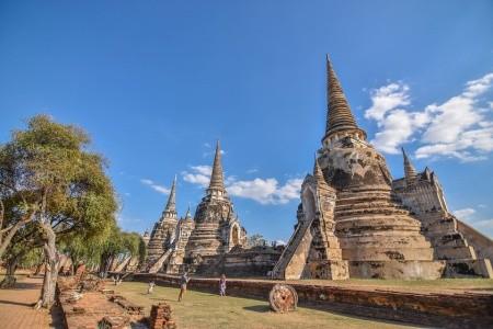 Dovolenka  - Kambodža - BANGKOK (Thajsko) – LUANG PRABANG (Laos) – SIEM REAP (Kambodža)
