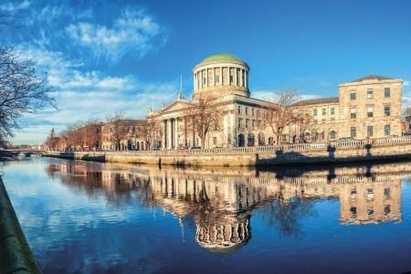 Dovolenka  - Írsko - Irsko - věčně zelený ostrov plný pohody