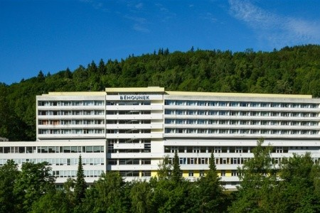 Dovolenka  - Česká republika - Lázeňský Hotel Běhounek