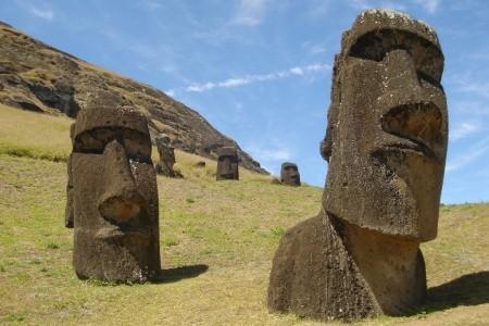 Dovolenka  - Francúzska Polynézia - Velikonoční Ostrov, Tahiti, Moorea A Tetiaroa