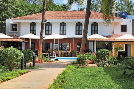 Dovolenka  - India - Hotel Citrus Resort