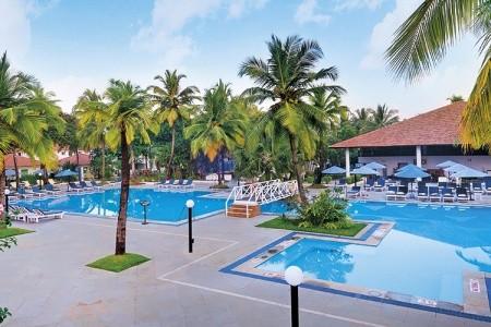 Dovolenka  - India - Hotel Dona Sylvia Beach Resort