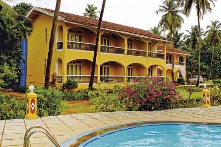 Dovolenka  - India - Hotel Carina Beach Resort