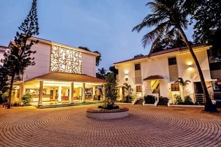 Dovolenka  - India - Hotel Radisson Candolim