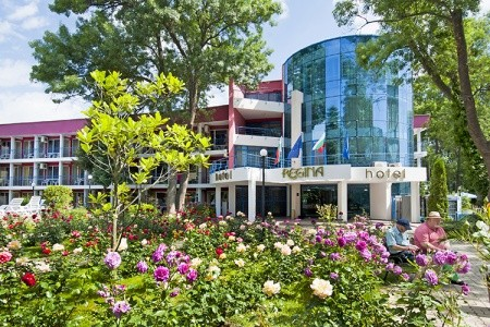 Dovolenka  - Bulharsko - Hotel Regina