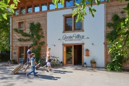 Dovolenka  - Slovinsko - Tourist Green Resort Garden Village Bled