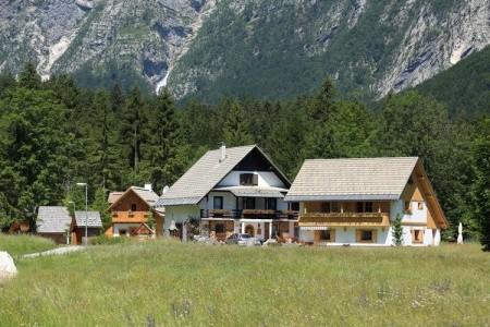 Dovolenka  - Slovinsko - Apartmaji Alpik