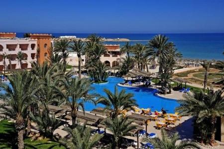 Dovolenka  - Tunisko - Vincci Safira Palms