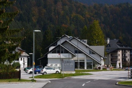 Dovolenka  - Slovinsko - Hiša Klas Apartmaji