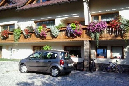 Dovolenka  - Slovinsko - Apartmaji Plazar Irena