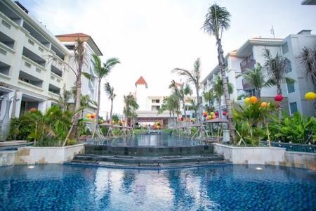 Dovolenka  - Bali - Swiss-Bel Resort Watu Jimbar Sanur
