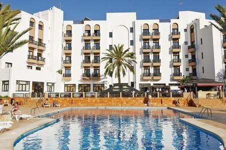 Dovolenka  - Maroko - Hotel Tulip Inn Oasis Agadir