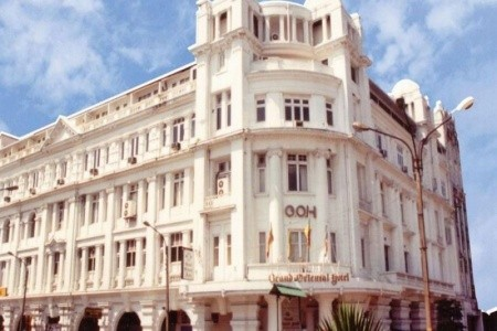 Dovolenka  - Srí Lanka - Grand Oriental Hotel