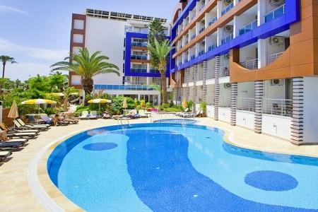 Dovolenka  - Turecko - Hotel Gardenia