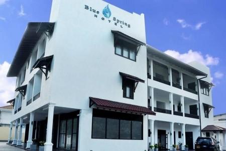 Dovolenka  - Srí Lanka - Blue Spring Hotel