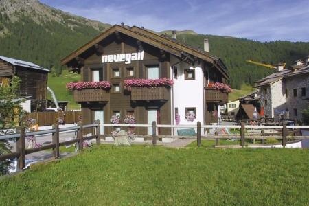 Roulette Apartmány Livigno