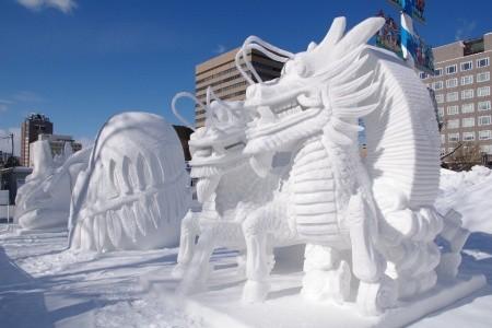 Dovolenka  - Japonsko - Ledová Kouzla Zimního Japonska