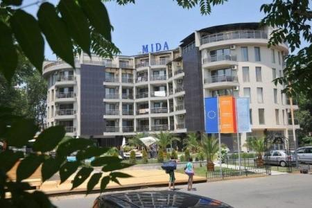 Dovolenka  - Bulharsko - Mida 5 Apart Hotel