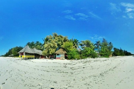Dovolenka  - Zanzibar - Twisted Palms And Lodge