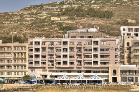 Dovolenka  - Malta - Calypso Hotel, Gozo, Malta