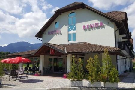 Dovolenka  - Slovinsko - Hotel Benda
