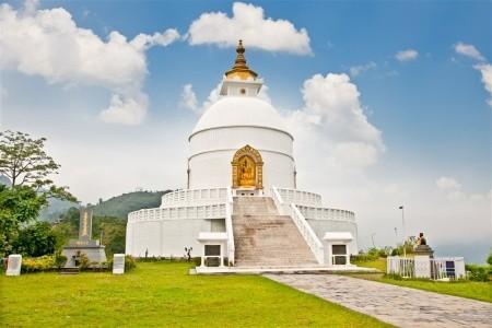 Královská Města Nepálu Ve Stínu Himalájí