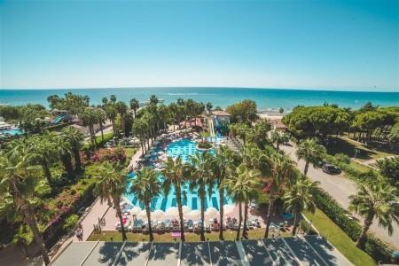 Turecko Side Trendy Palm Beach 8 dňový pobyt All Inclusive Letecky Letisko: Bratislava júl 2021 ( 7/07/21-14/07/21)